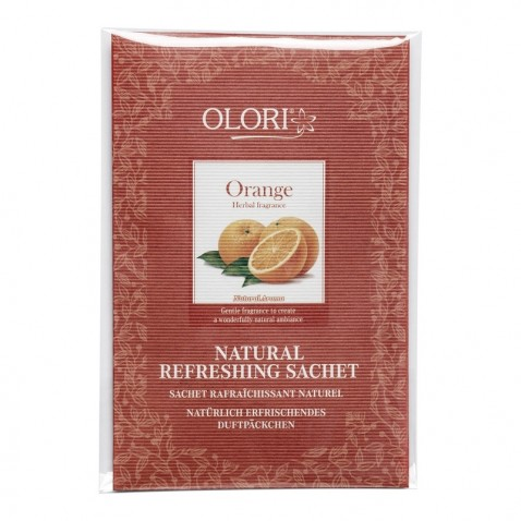 OLORI SACHET 10 ML POMERANČ / ORANGE